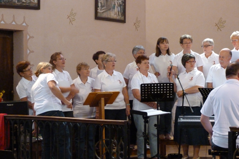 Fête de la musique à St Pierre d'Alvey