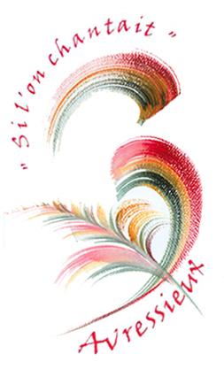 logo, chorale, Avressieux, si l'on chantait, groupe vocal, 73240, Savoie, avant-pays savoyard