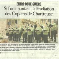 Article DL, novembre 2012, presse
