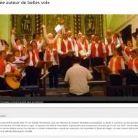 Article Concert à Beaufort - Avril 2012